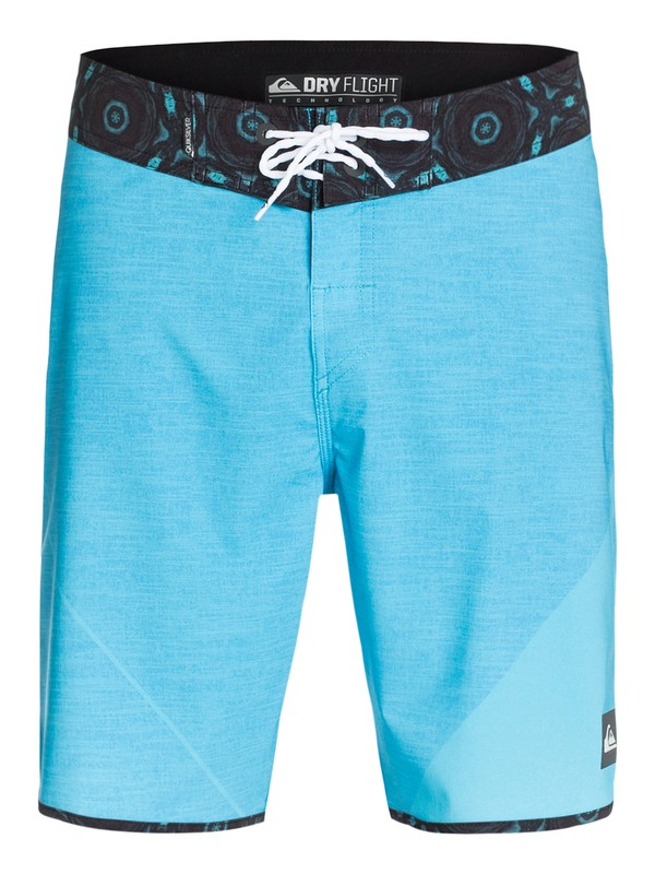 "0 AG47 New Wave 20"" Boardshorts  AQYBS03166 Quiksilver"
