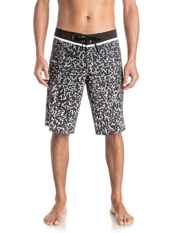 "0 Glitched 21""  Boardshorts  AQYBS03304 Quiksilver"