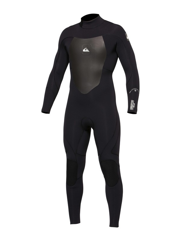0 Syncro 3/2 Back Zip GBS Wetsuit  AQYFL00003 Quiksilver