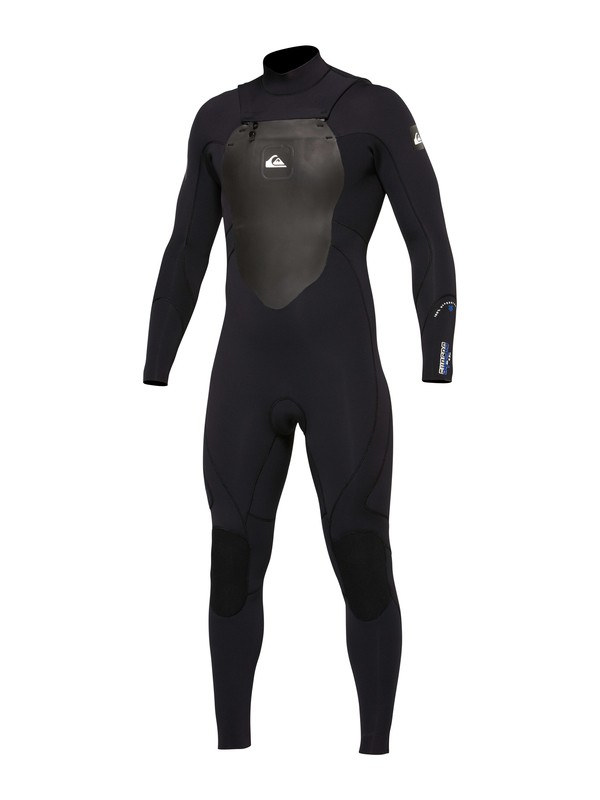 0 Syncro 4/3 Chest Zip GBS Wetsuit  AQYFL00006 Quiksilver