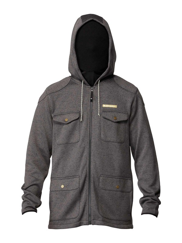 0 Go To Fleece  AQYFT00068 Quiksilver