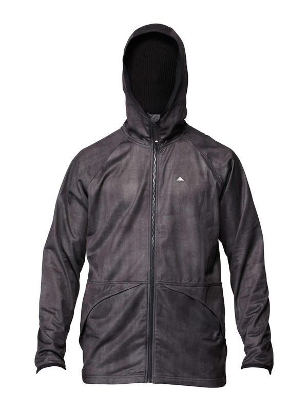 0 Flap Down Micro Fleece  AQYFT00076 Quiksilver