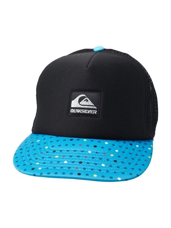 0 Boards Trucker Hat  AQYHA00048 Quiksilver