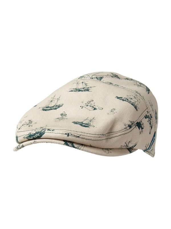 0 Driver Hat  AQYHA00057 Quiksilver