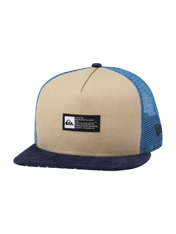 0 Quad Hat  AQYHA00174 Quiksilver