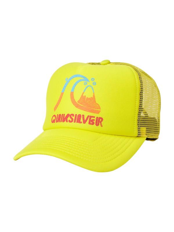 0 Guy Trucker Hat  AQYHA00220 Quiksilver