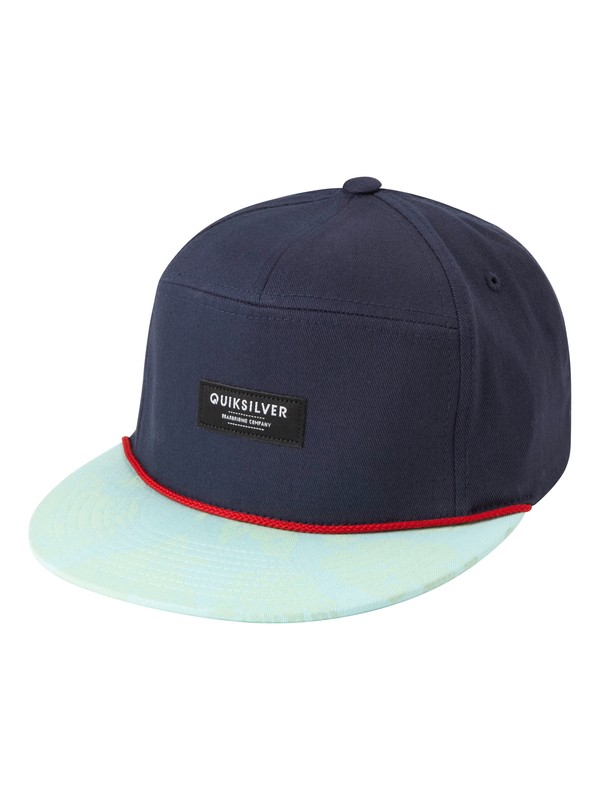 0 London Flexfit Hat  AQYHA03004 Quiksilver