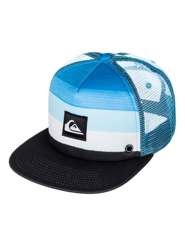 0 Boardies Trucker Hat  AQYHA03010 Quiksilver