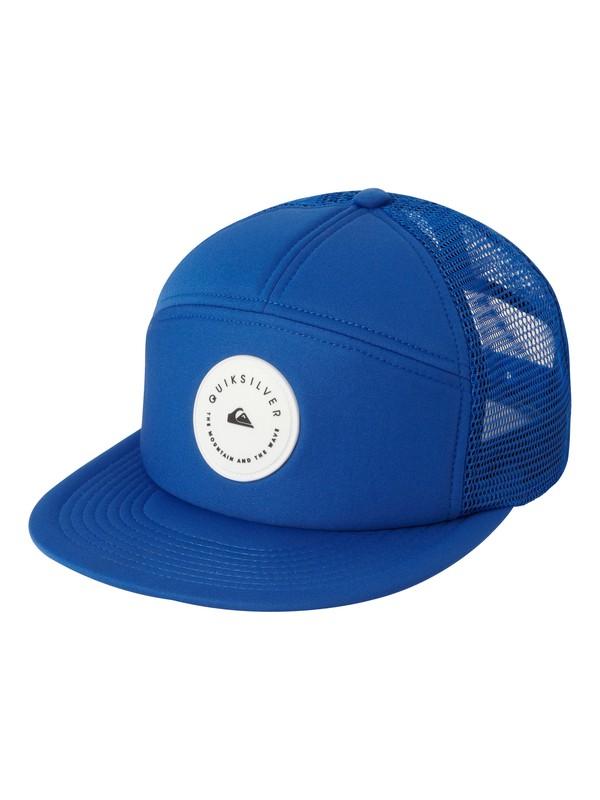 0 Frnkie Trucker Hat  AQYHA03022 Quiksilver