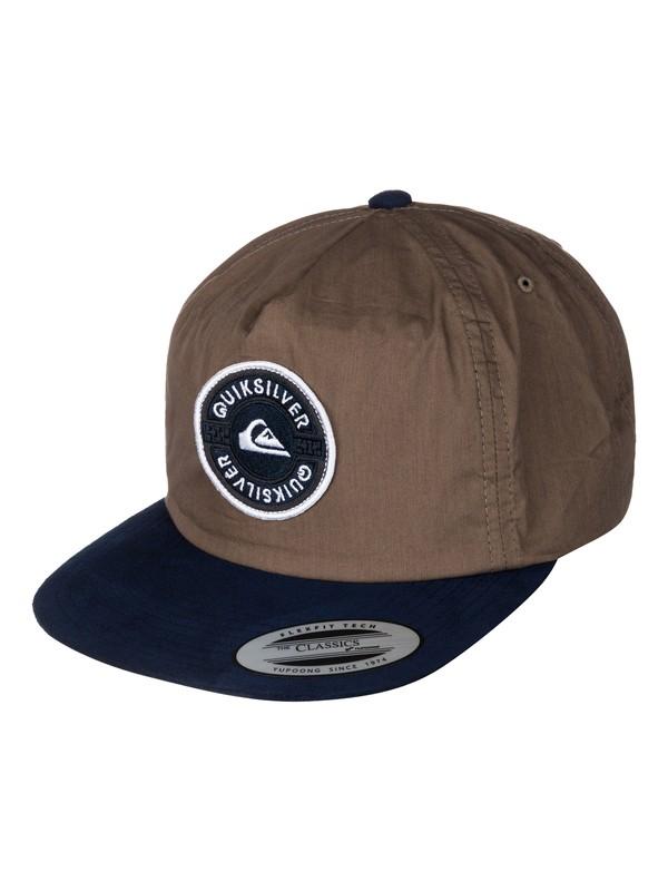 0 Plastic Hat  AQYHA03069 Quiksilver