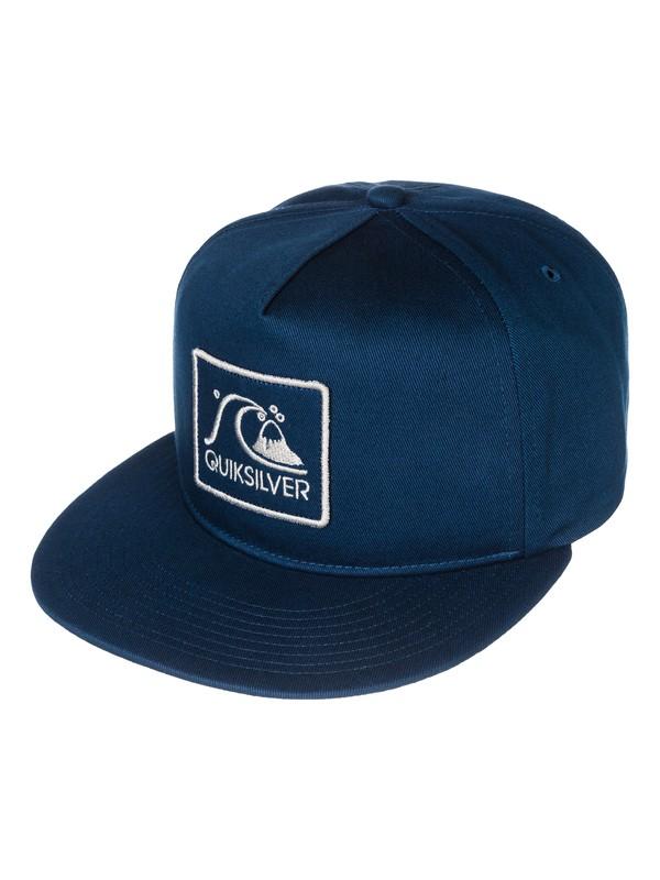 0 Graf  Snapback Hat  AQYHA03133 Quiksilver