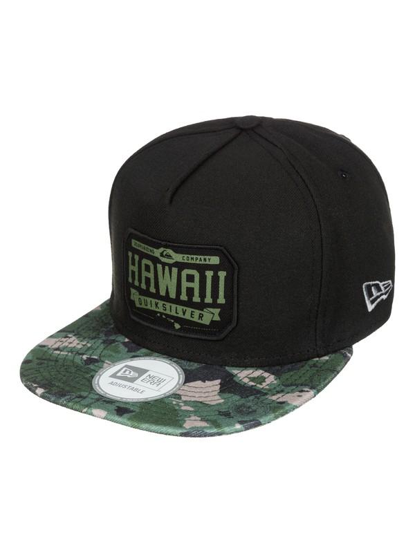 0 Apex New Era Hat  AQYHA03171 Quiksilver