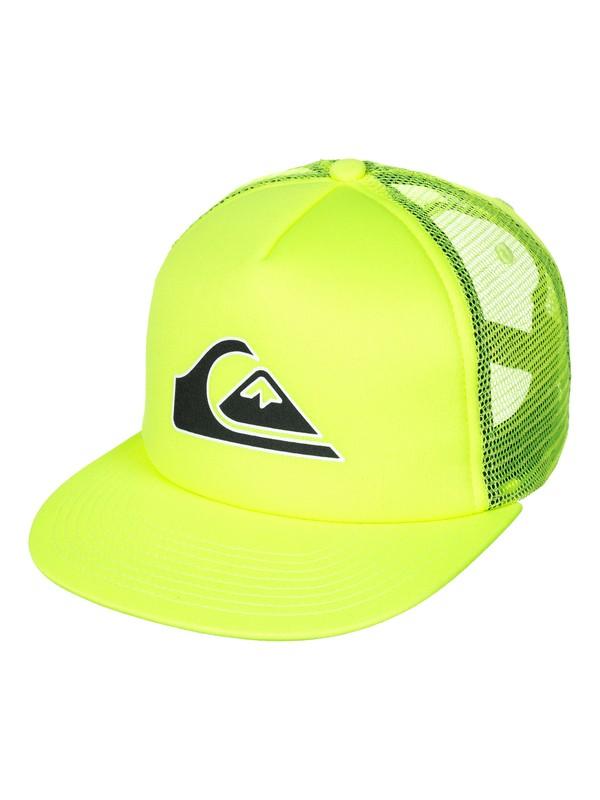 0 Fantistique Trucker Hat  AQYHA03176 Quiksilver