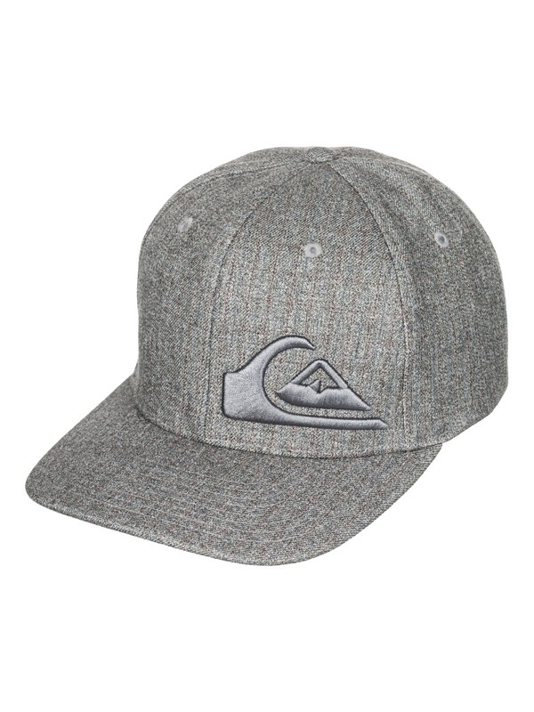 0 Raw Flexfit Hat  AQYHA03177 Quiksilver