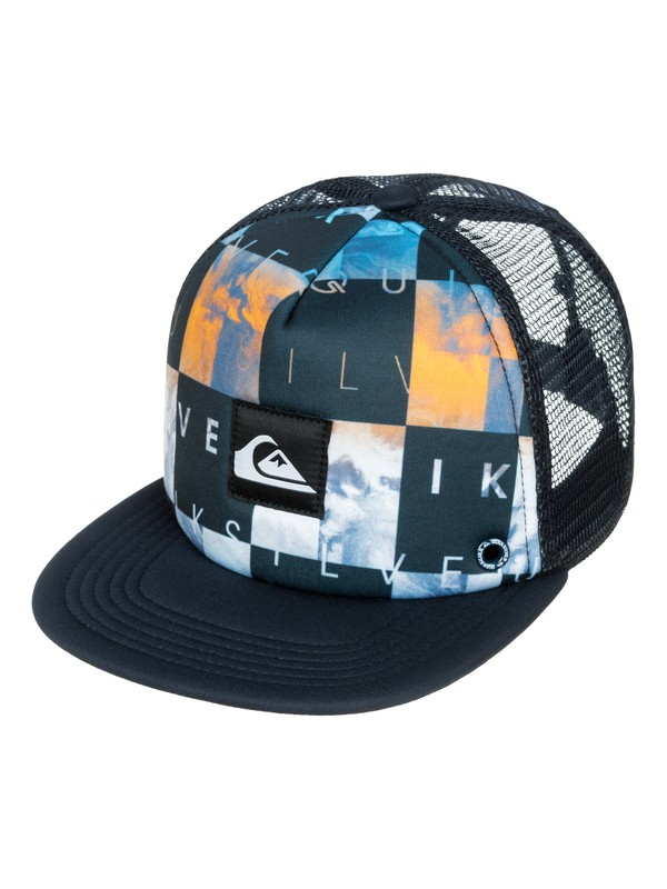 0 Boardies Trucker Hat  AQYHA03204 Quiksilver