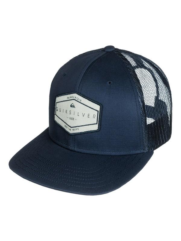 0 Forever Trucker Hat  AQYHA03205 Quiksilver