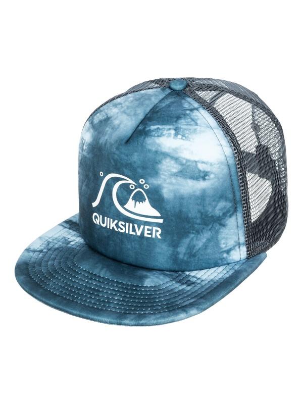 0 Worshed Trucker Hat  AQYHA03207 Quiksilver