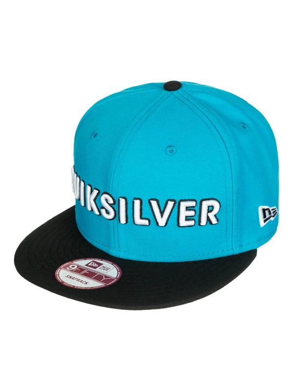 0 Mockup New Era Snapback Hat  AQYHA03209 Quiksilver