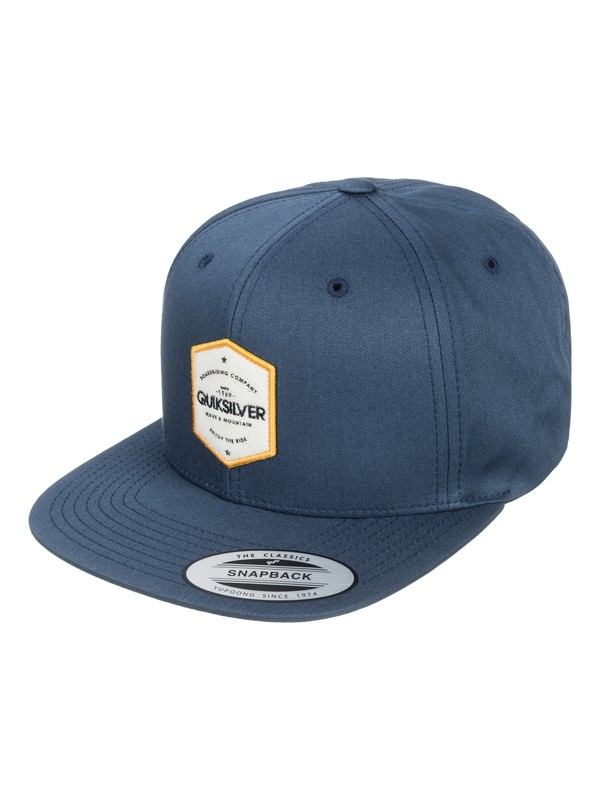 0 Ripped Snapback Hat  AQYHA03211 Quiksilver