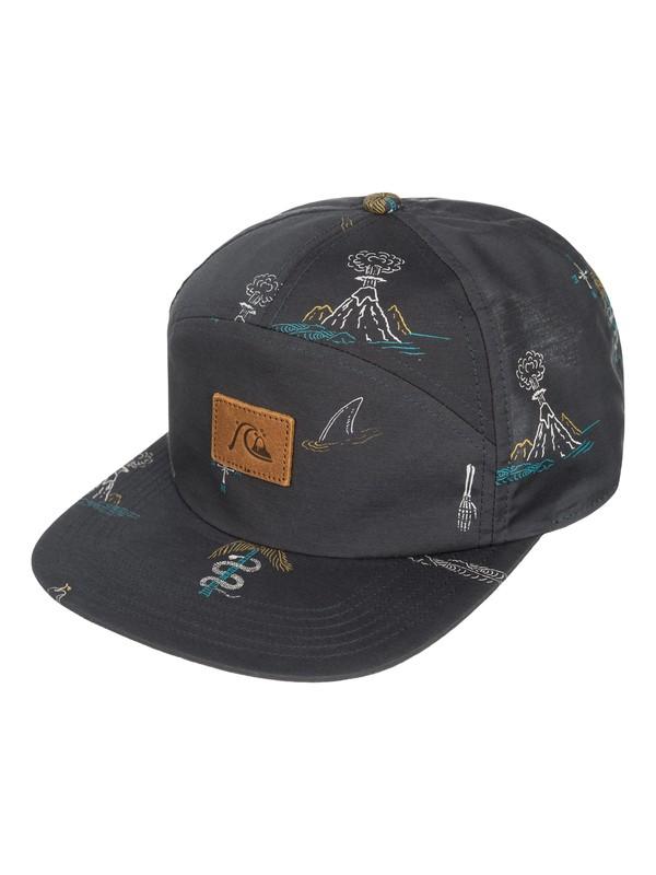 0 Bocker Snapback Hat  AQYHA03212 Quiksilver