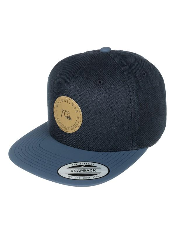 0 Crafty Snapback Hat  AQYHA03217 Quiksilver