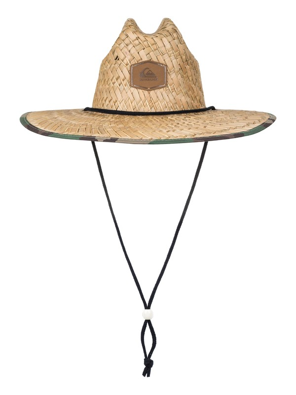 0 Outsider Straw Lifeguard Hat  AQYHA03218 Quiksilver