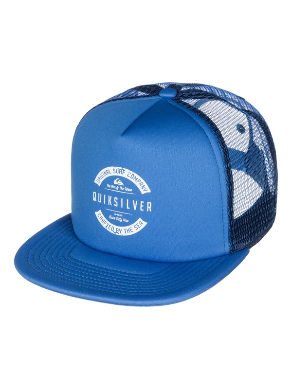 0 Everyday Eclipse Trucker Hat  AQYHA03270 Quiksilver