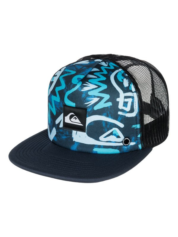 0 Boardies Trucker Hat  AQYHA03271 Quiksilver