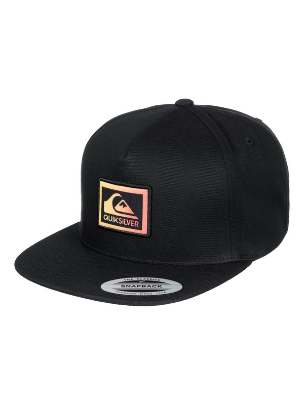 0 Barked - Cappello Snapback Starter 5 Pannelli  AQYHA03275 Quiksilver