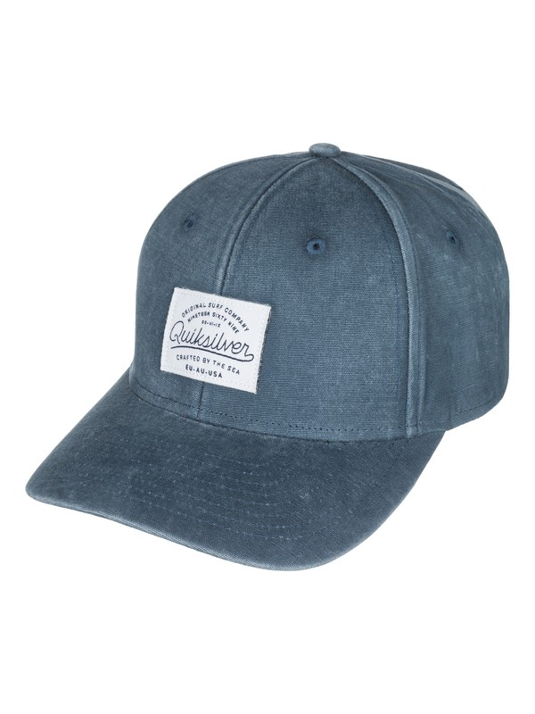 0 Plaster - 6-Panel Low Crown Strapback  AQYHA03279 Quiksilver