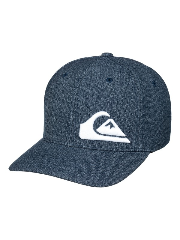 0 Final Flexfit Hat  AQYHA03282 Quiksilver