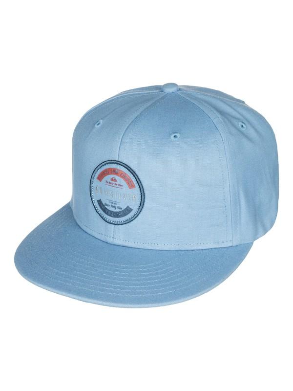 0 Toast Snapback Hat  AQYHA03288 Quiksilver
