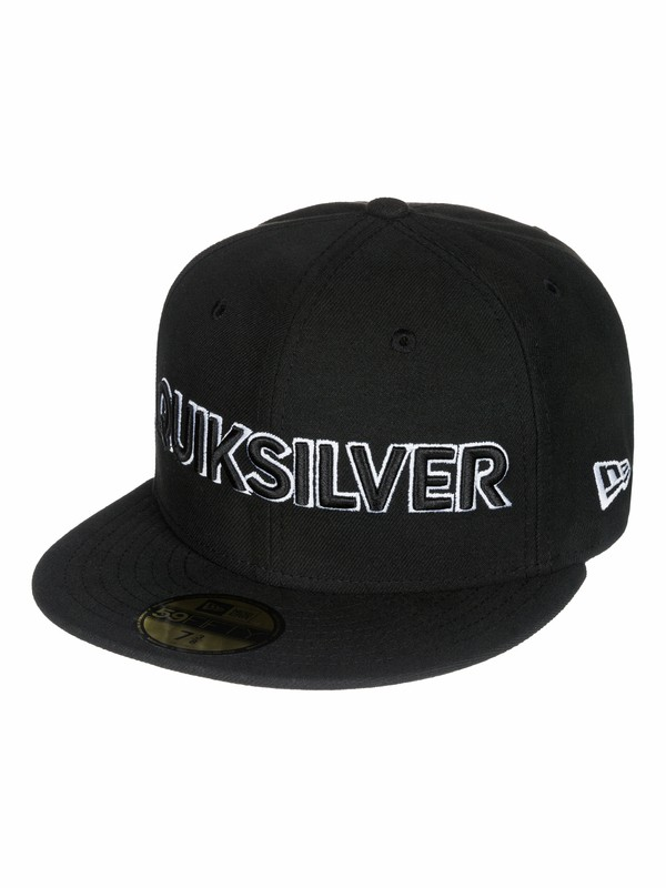 0 Stillion - 6-Panel New Era 59FIFTY Fitted Cap  AQYHA03289 Quiksilver