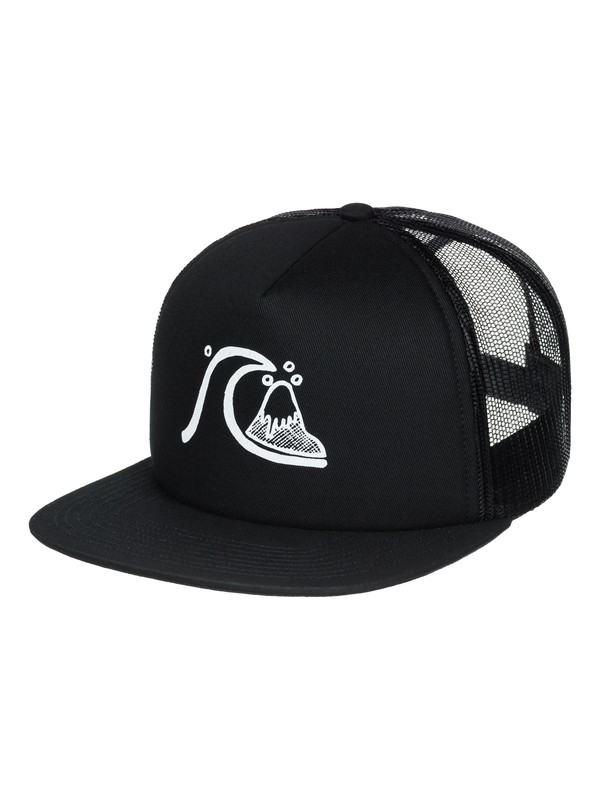 0 The Trucker - Casquette Trucker  AQYHA03292 Quiksilver