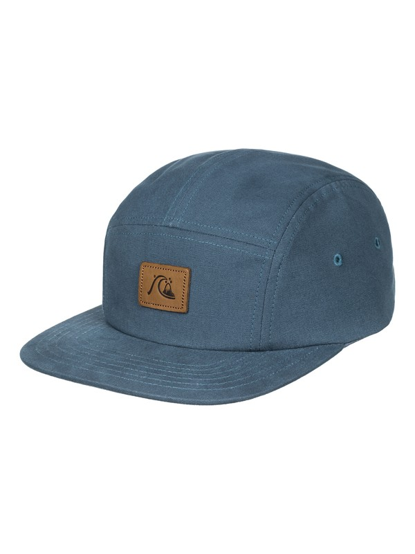 0 Greenery Strapback Hat  AQYHA03295 Quiksilver