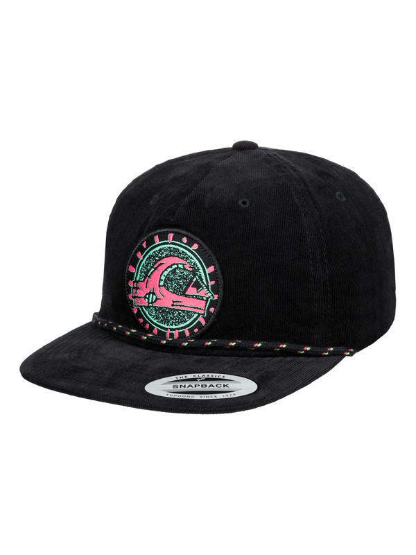 0 Harlow Strapback Hat  AQYHA03297 Quiksilver