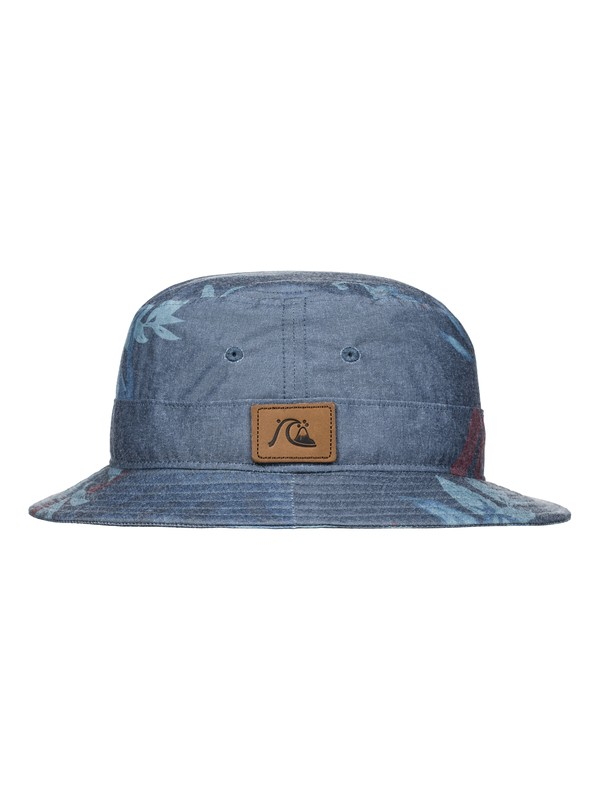 0 Duckets - All-Over Printed Bucket Hat  AQYHA03303 Quiksilver