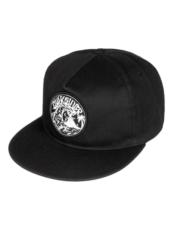 0 Ritual - 5-Panel Snapback Hat  AQYHA03304 Quiksilver