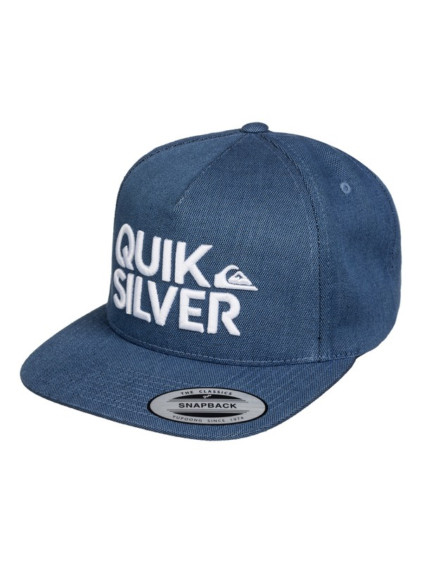 0 Overunder - Cappellino snapback  AQYHA03394 Quiksilver
