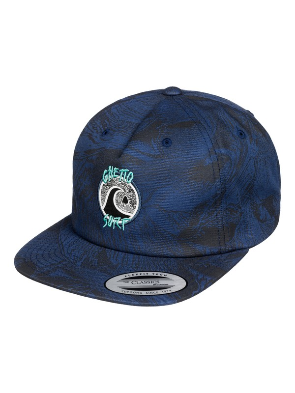 0 The Ghetto - Gorra  AQYHA03415 Quiksilver