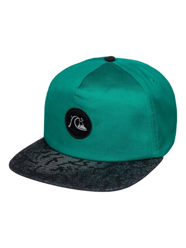 0 Engraver Snapback Hat  AQYHA03419 Quiksilver