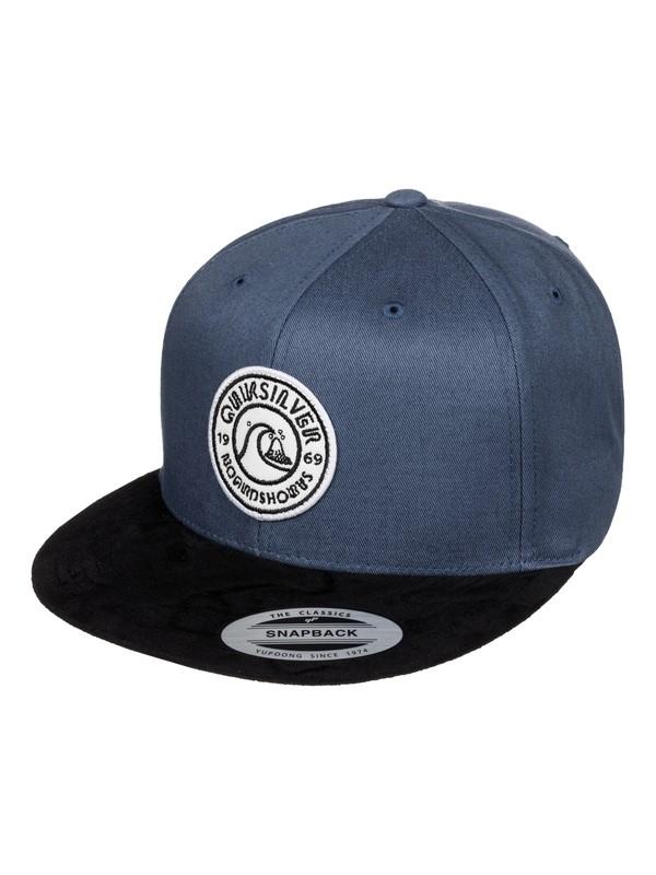 0 Versitile Snapback Hat  AQYHA03427 Quiksilver