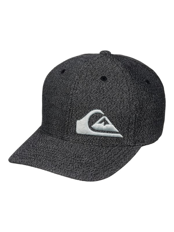 0 Final Flexfit Hat  AQYHA03435 Quiksilver