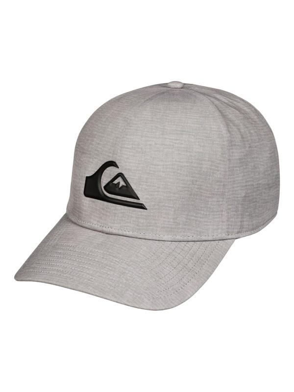 0 AG47 M & W Bonded Amphibian Hat Grey AQYHA03436 Quiksilver