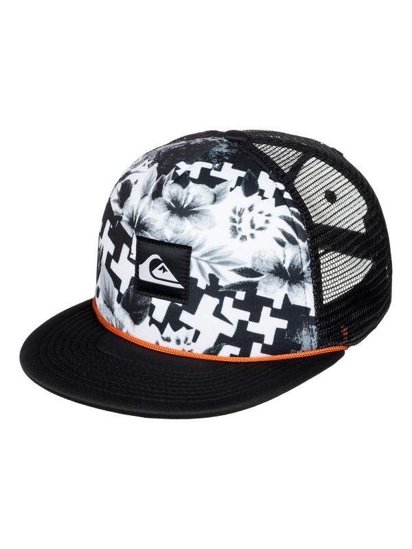 0 Boardies Trucker Hat  AQYHA03443 Quiksilver