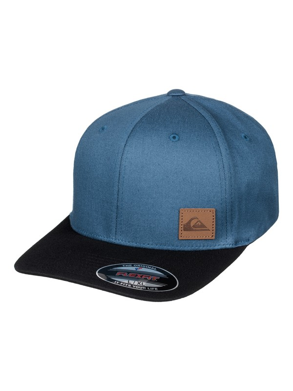 0 Side Winded - Flexfit Cap  AQYHA03460 Quiksilver