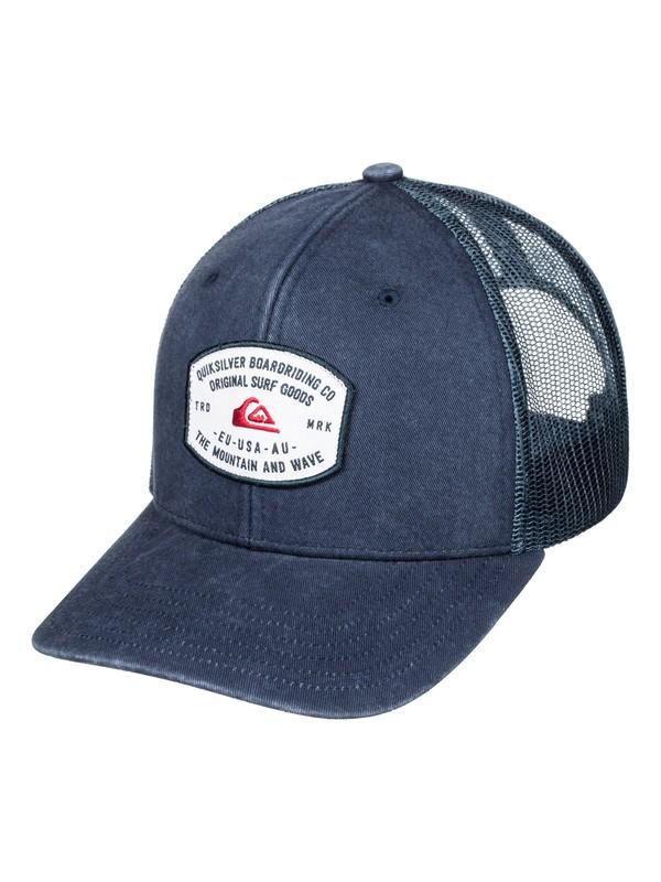 0 Simpletons - Trucker Cap  AQYHA03467 Quiksilver