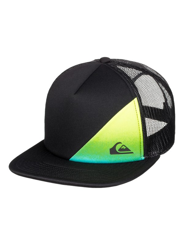 0 AG47 New Wave - Trucker Cap  AQYHA03468 Quiksilver