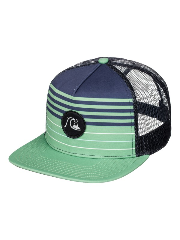 0 Swelly Trucker Hat  AQYHA03478 Quiksilver