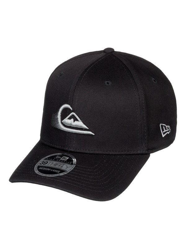 0 Mountain & Wave - Casquette New Era® stretch fit pour Homme Gris AQYHA03487 Quiksilver